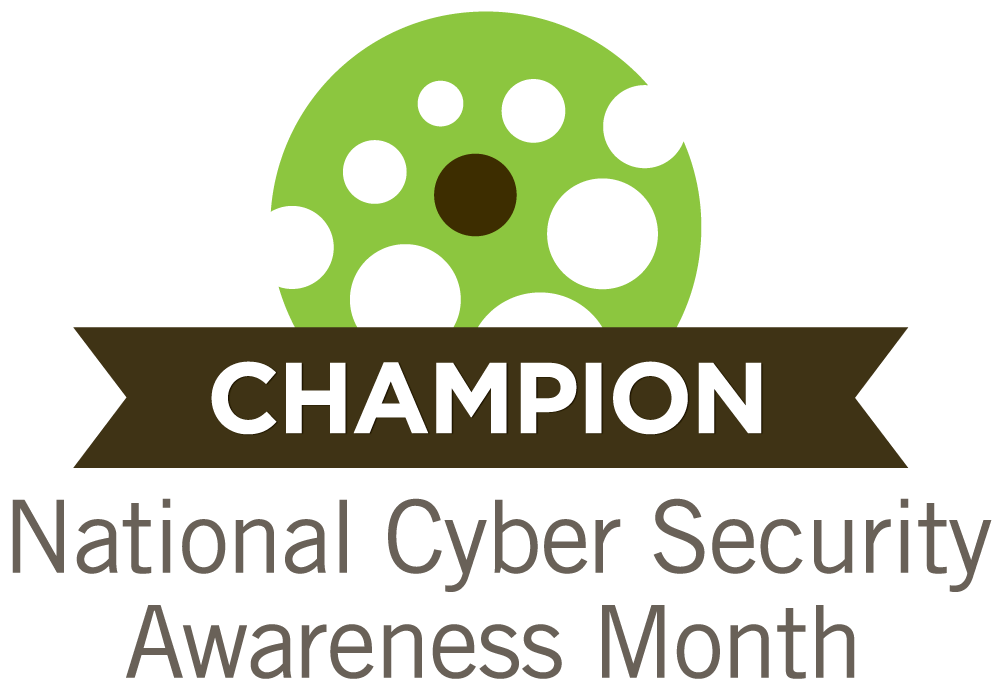 Champoin National Cyber Security Awareness Month