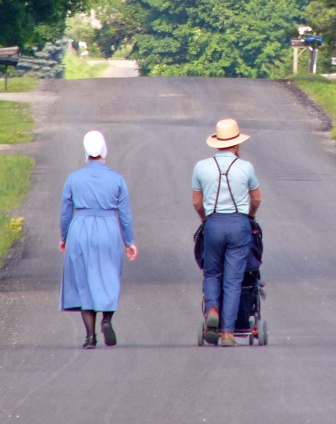 Amish Residents
